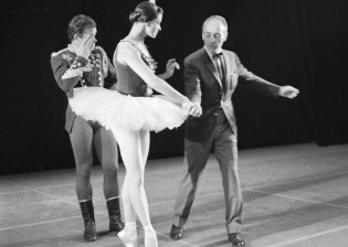 O incrível George Balanchine