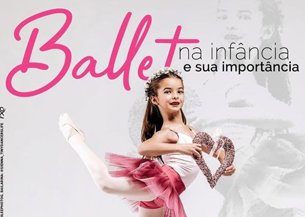 Ballet na Infância e sua importância!