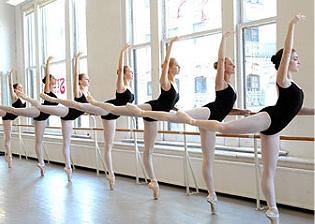 Ballet Master (Ballet Adulto)